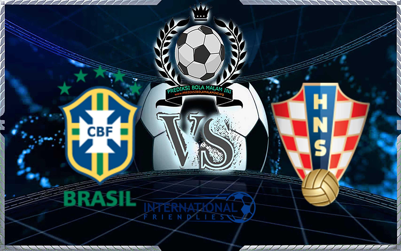 Predicks Skor Brasil Vs Kroasia 3 Juni 2018