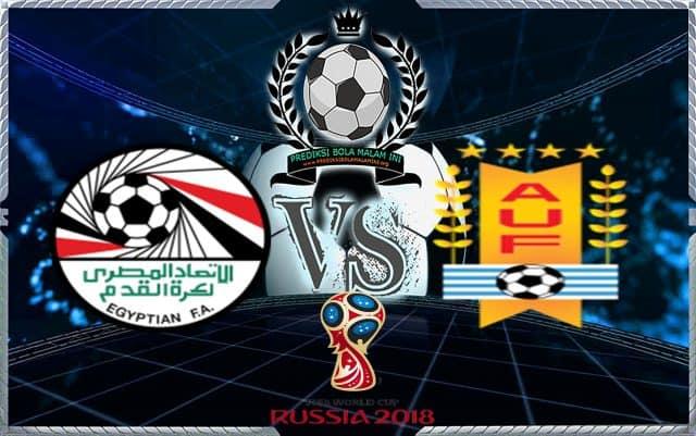 Skor Predikidal Mesir Vs Uruguay 15 Juni 2018 3