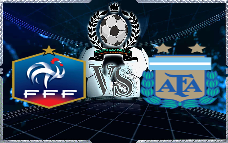 Prediksi Skor Prancis Vs Argentina 30 Juni 2018 1