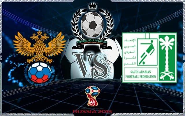 Prediksi Skor Rusia Vs Arab Saudi 14 Juni 2018 1