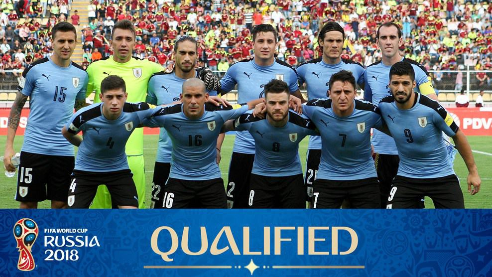 Uruguai Football Team