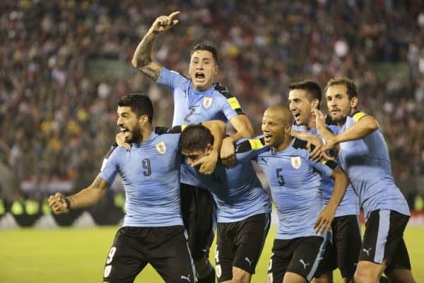 Tim Sepakbola Uruguay