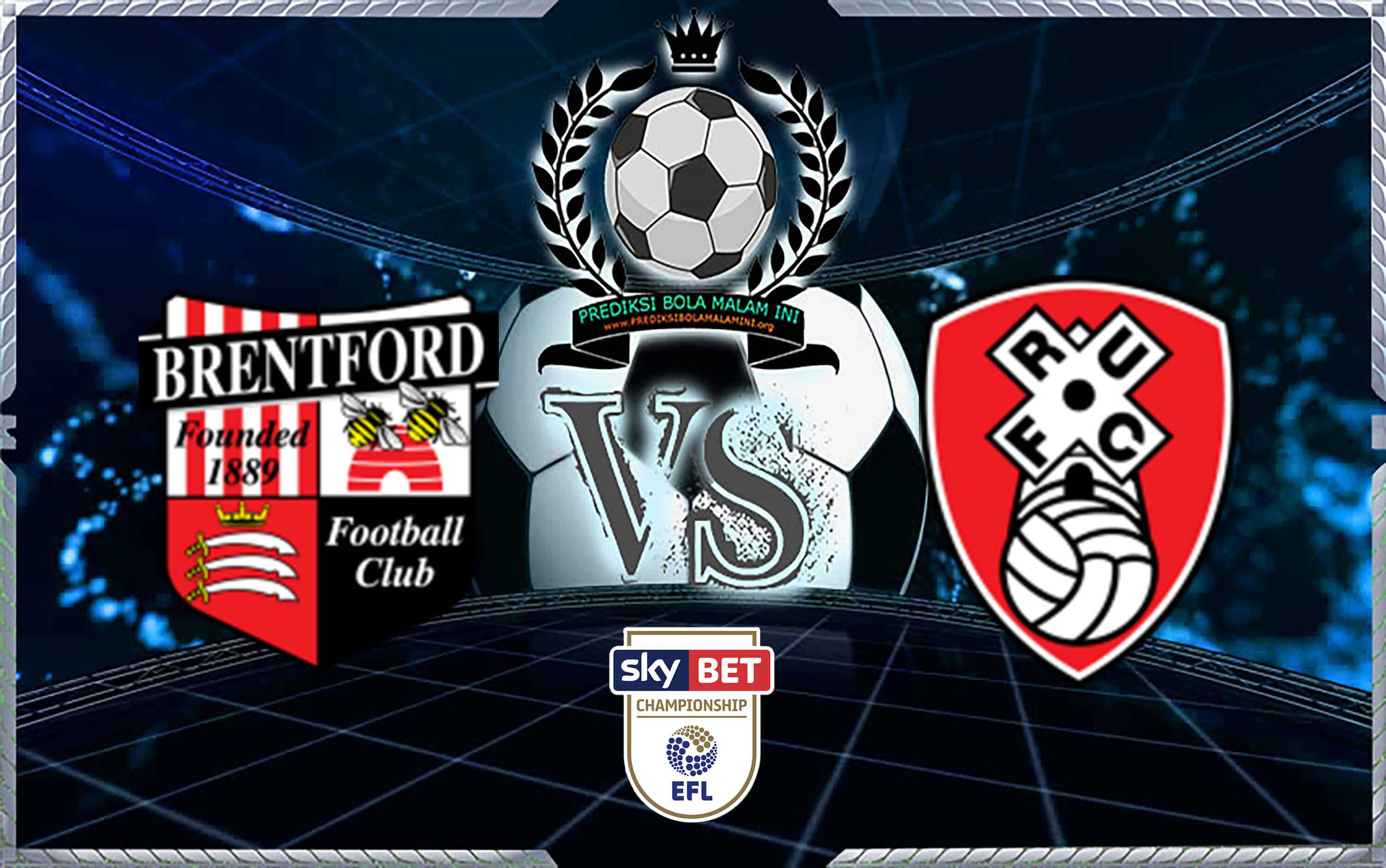Sepatu Prediksi Brentford Vs Rotherham United 4 Agustus 2018 &quot;width =&quot; 640 &quot;height =&quot; 401 &quot;/&gt; </p> <p><strong> <span style=
