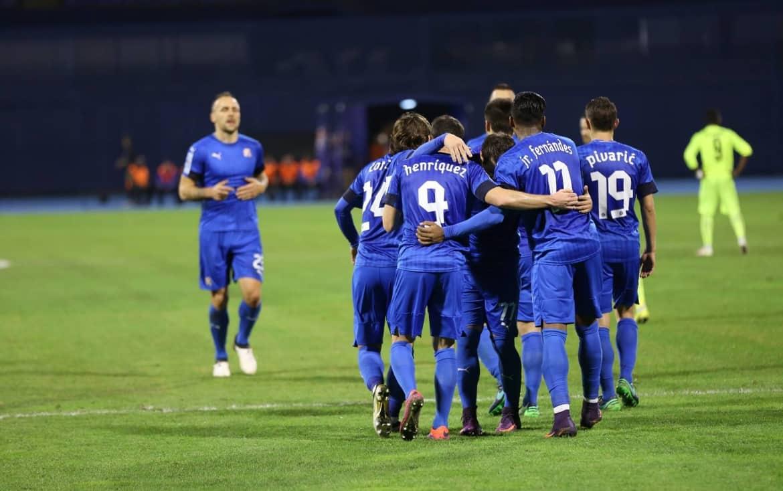 Dinamo Zagreb Tim Sepak Bola