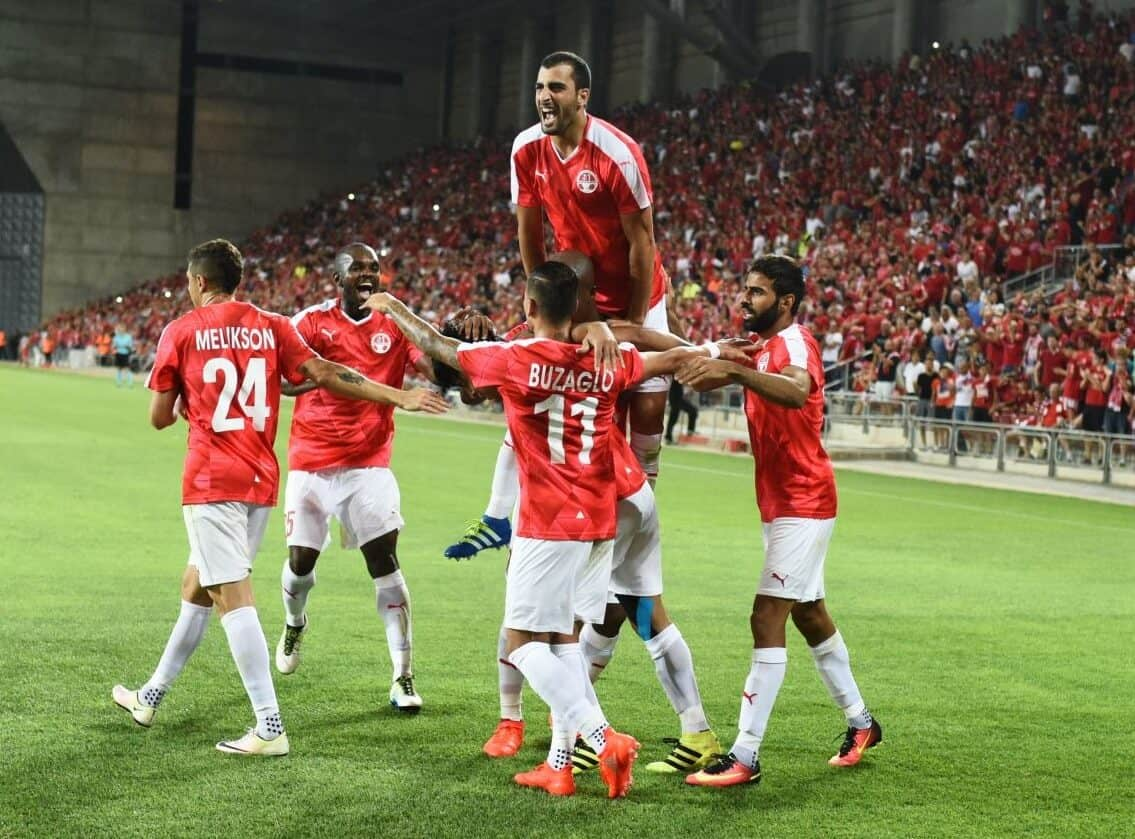 Hapoel Beer Sheva Football Team