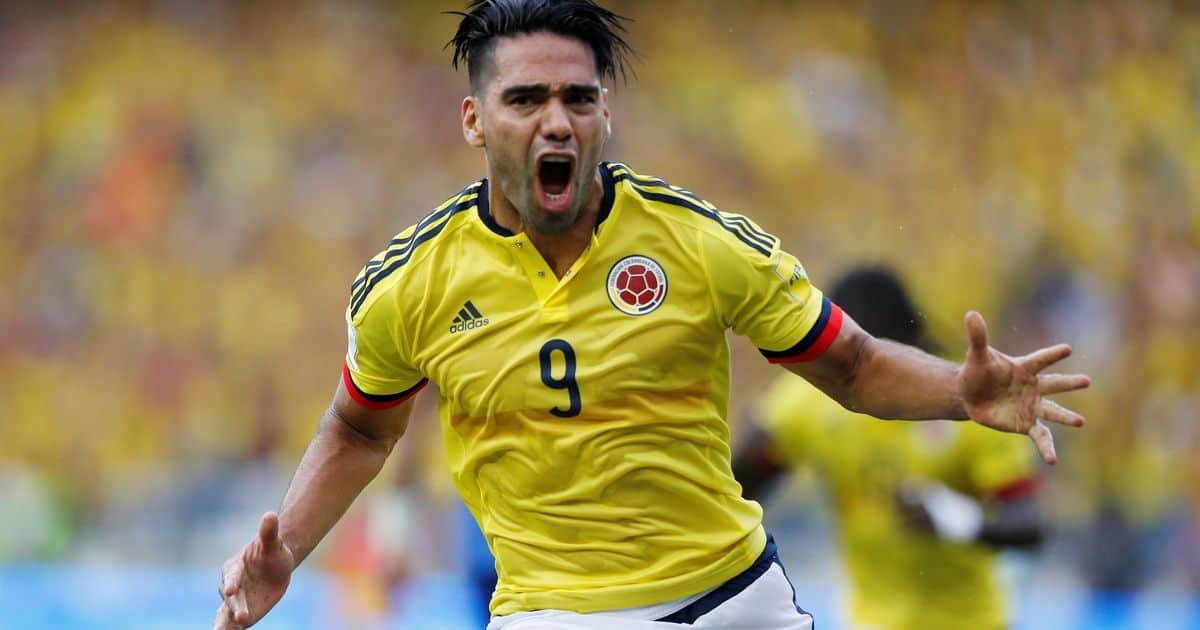 Kolombia Football Team