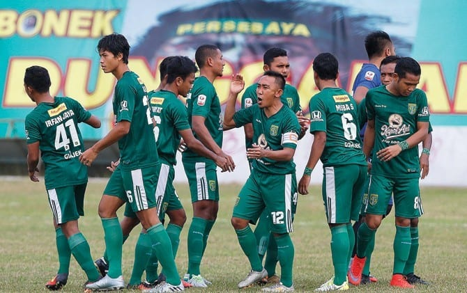 Persebaya Football Team