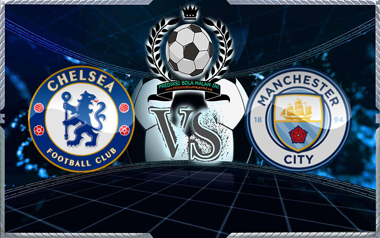 Prediksi Skor Chelsea Vs Manchester City 5 Agustus 2018