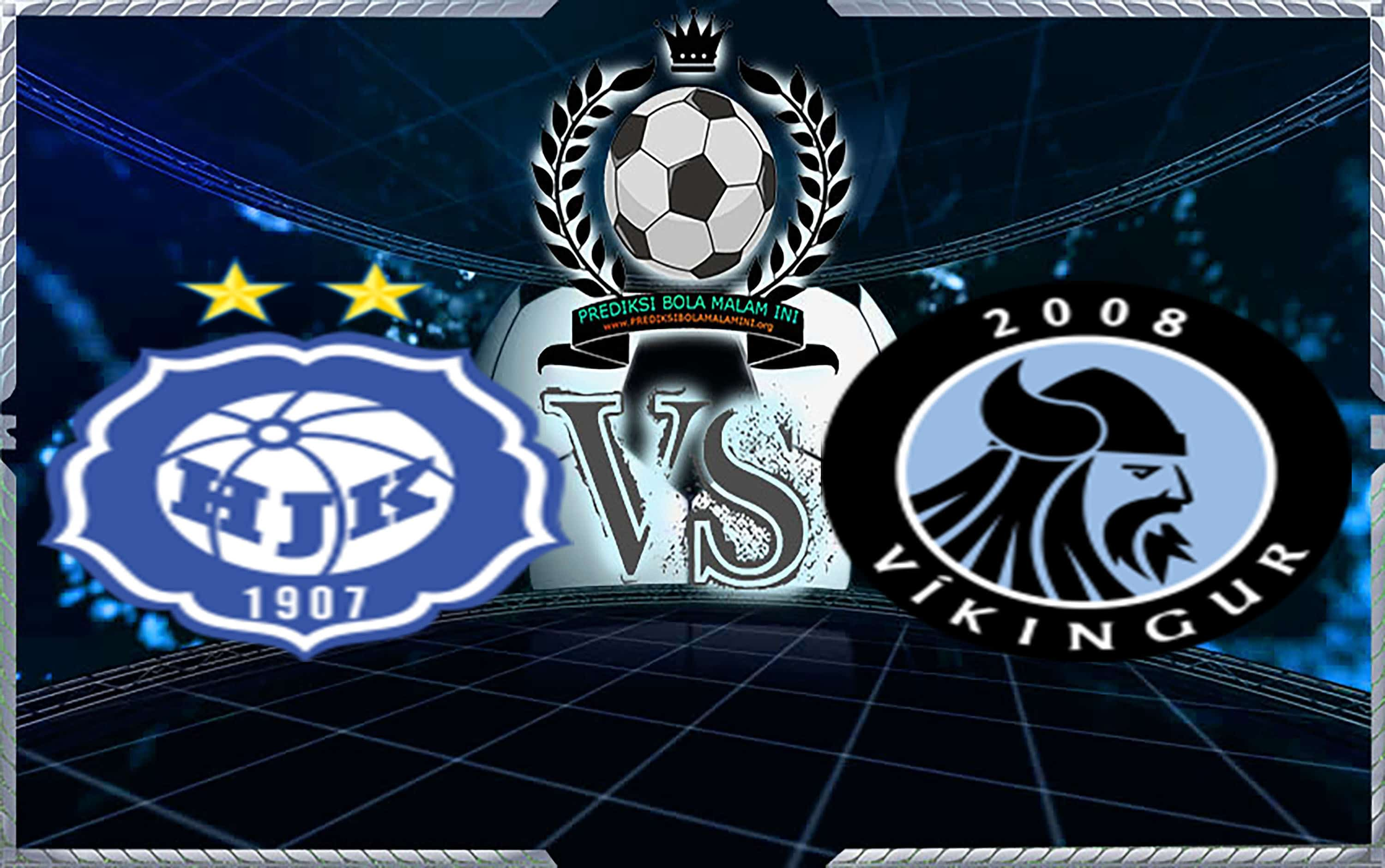 Predicks Skor HJK Vs VIKINGUR 17 Jul 2018
