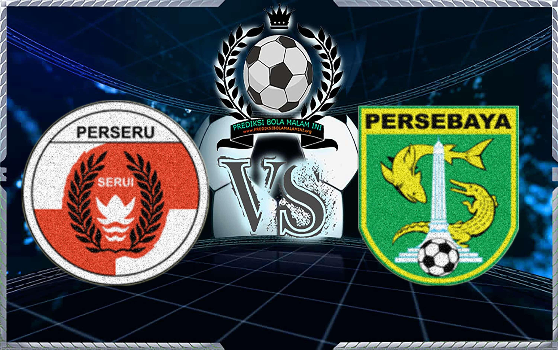 Prediksi Skor Perseru Serui Vs Persebaya Surabaya 31 Juli 2018 [bolamenang]