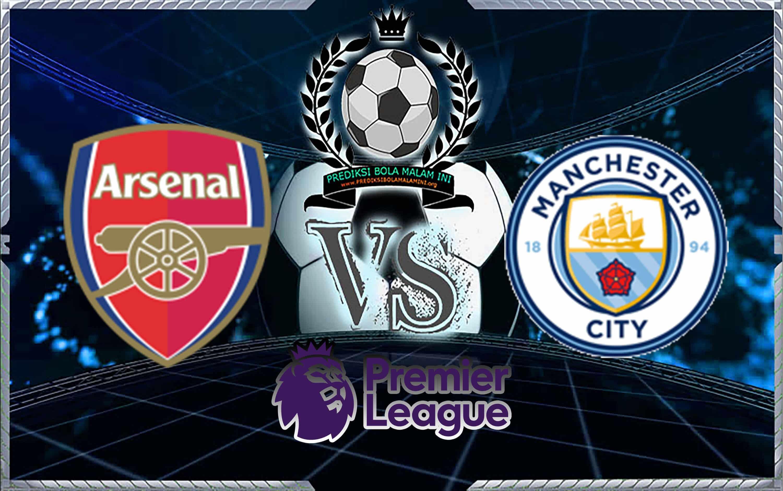 Prediksi Skor Arsenal Vs Manchester City 12 Agustus 2018