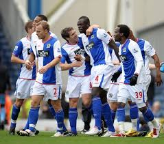 Foto team football BLACKBURN ROVERS