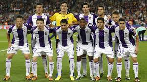 Photo team football REAL VALLADOLID