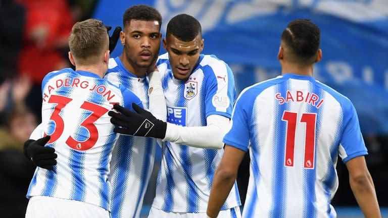 Huddersfield Football Team