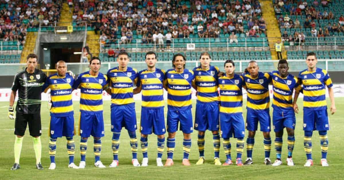PARMA football tim