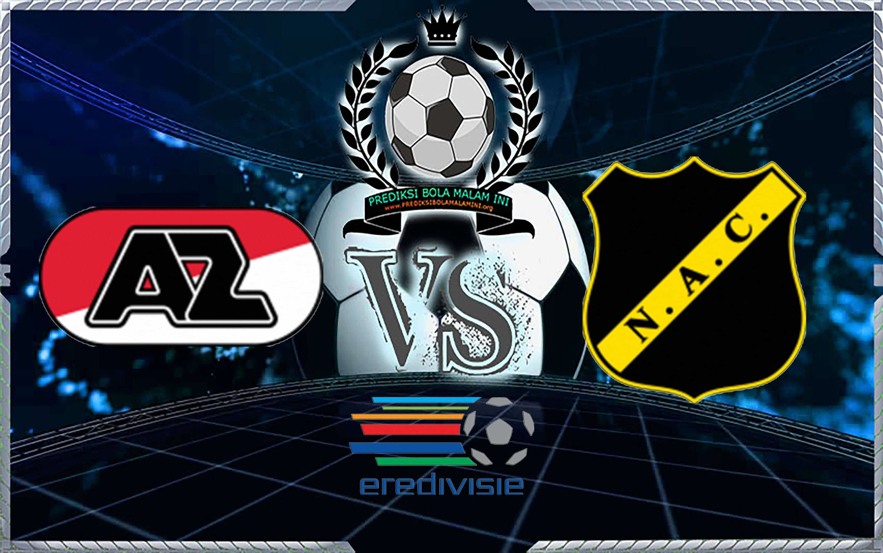 Predicks Skor AZ Vs NAC BREDA 12th Agustust 2018