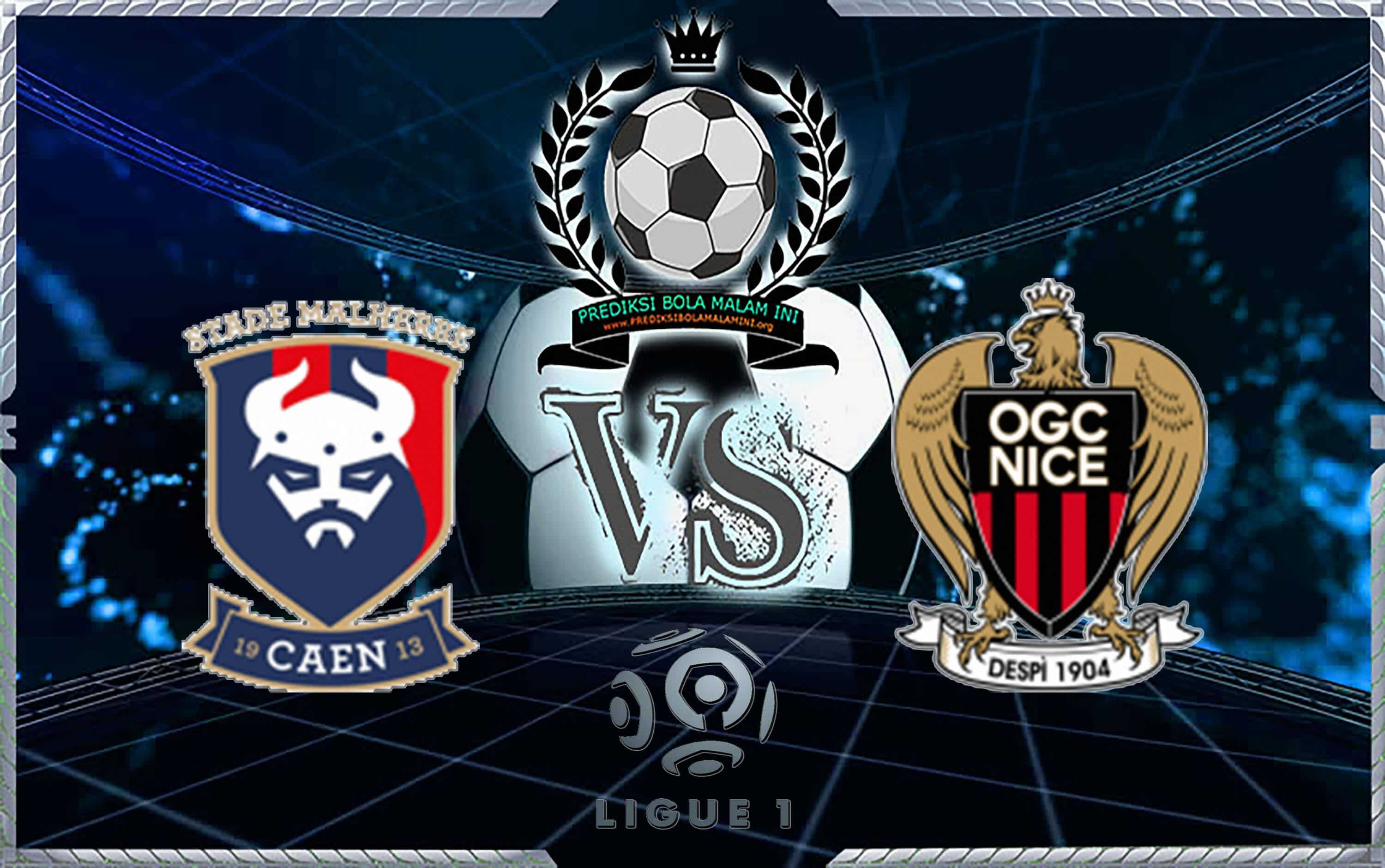 Predicted Skor CAEN Vs NICE 19 Agustus 2018