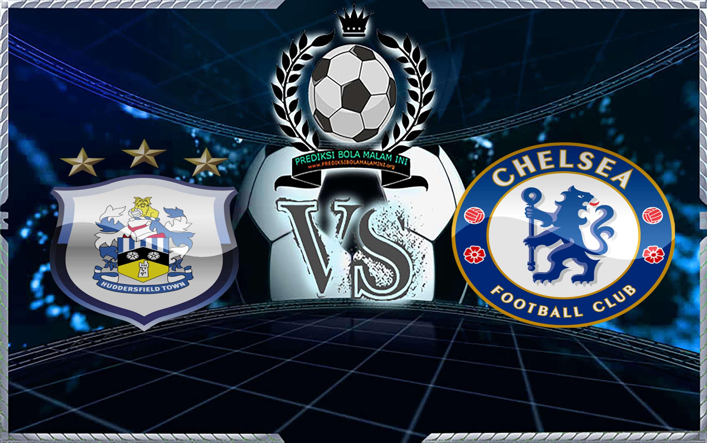 Skor prediktif Huddersfield Town Vs Chelsea 11 Agustus 2018 2