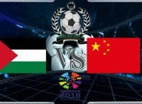 Prediksi Skor SYRIA Vs CINA 16 Agustus 2018