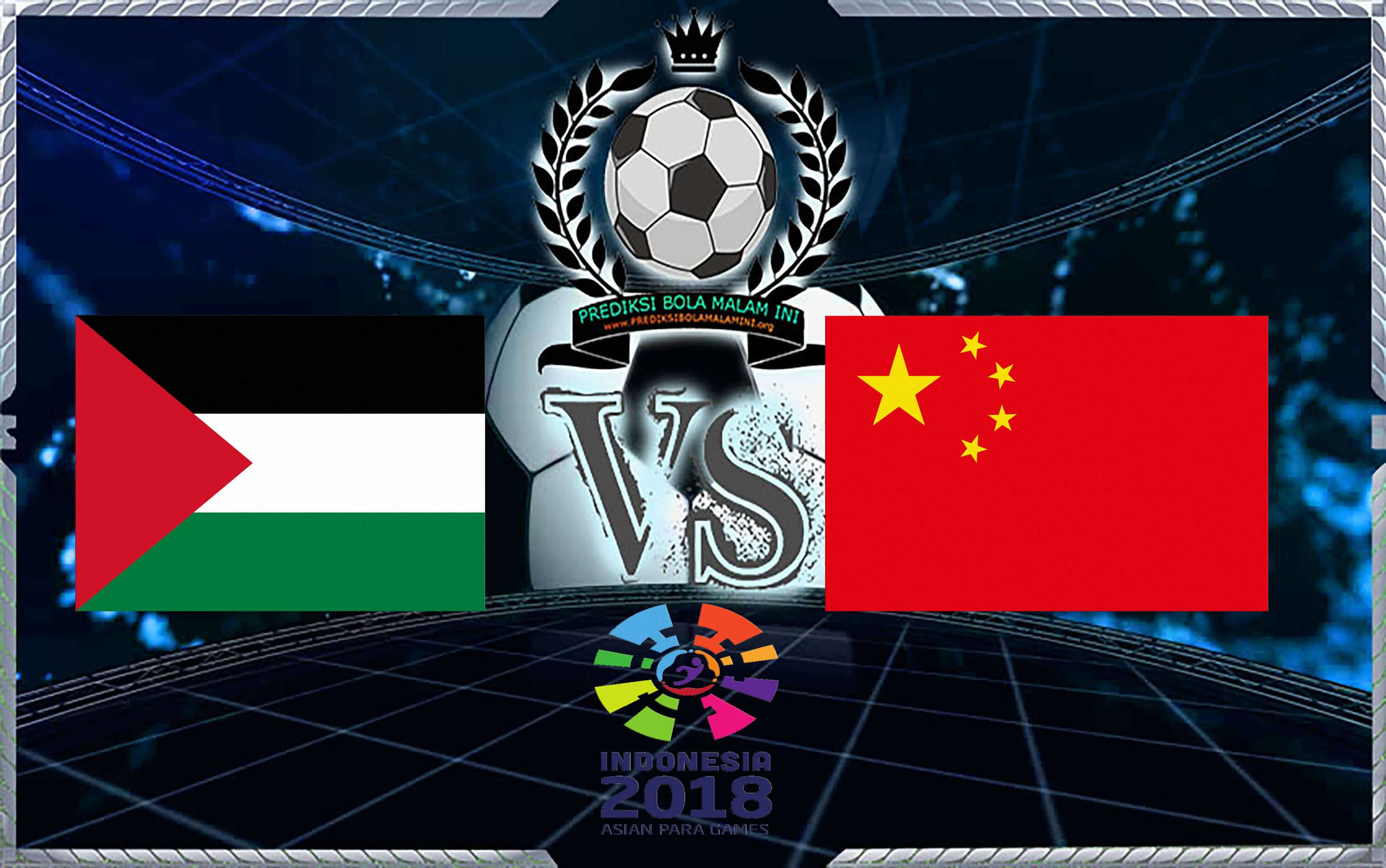 Skor Predictable SYRIA Vs CHINA 16 Agustus 2018