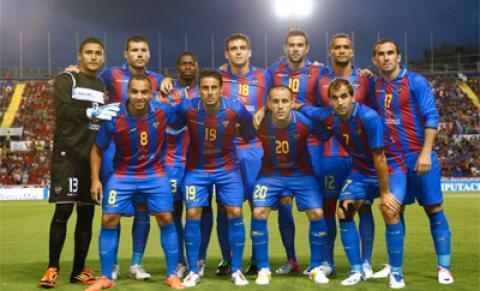 foto sepakbola LEVANTE