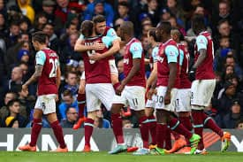 foto football WEST HAM UNITED