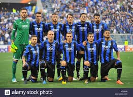 foto football team ATALANTA