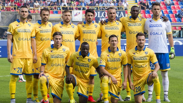 foto football team FROSINONE