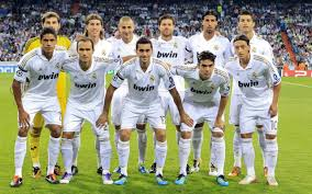 foto football team REAL MADRID