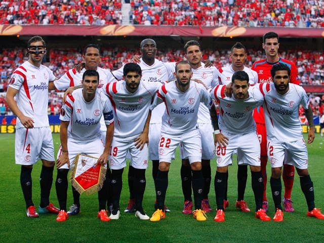 foto football team SEVILLA