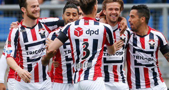 foto football team WILLEM II