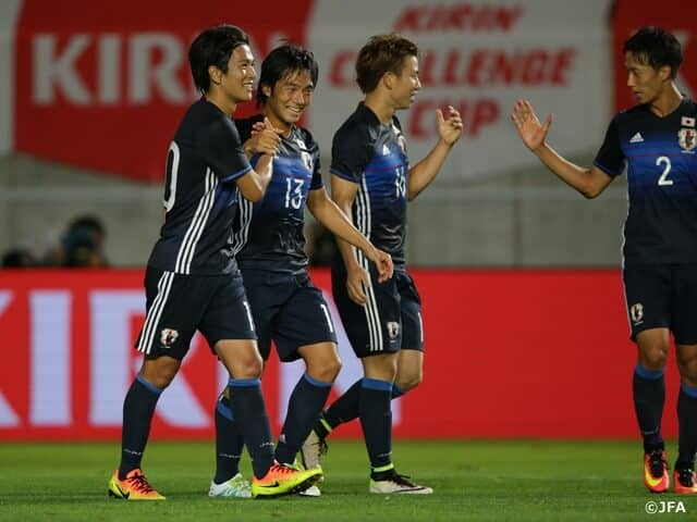 foto footboll team JAPAN U23 png