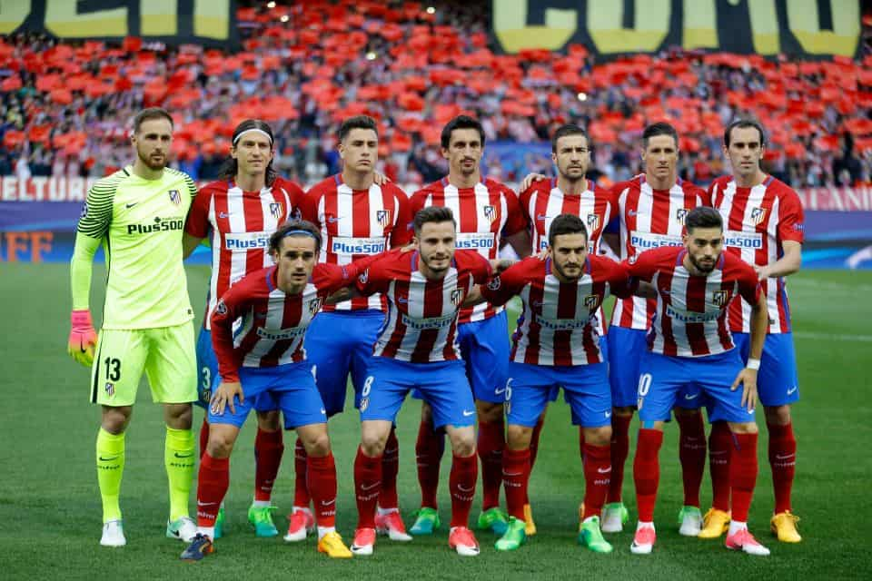 tim foto ATLETICO MADRID