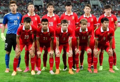 foto tim CHINA PR U23