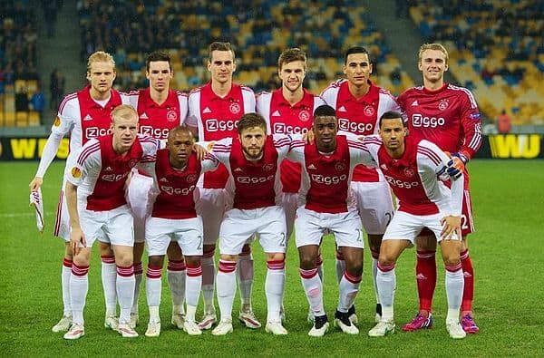 foto team football AJAX