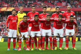 foto team football BENFICA