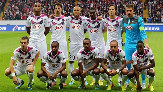 foto team football BORDEAUX