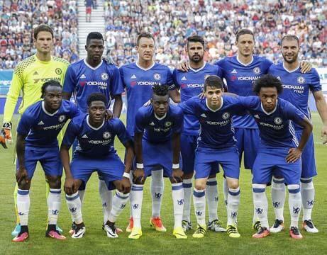 foto team football CHELSEA