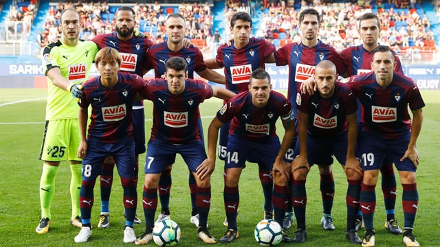foto team football EIBAR