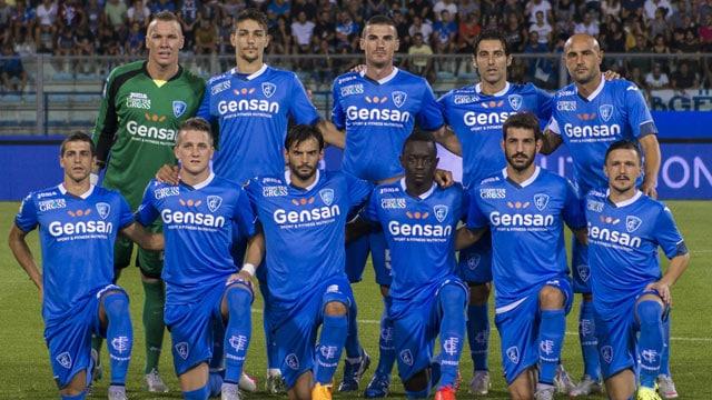 tim foto sepak bola EMPOLI