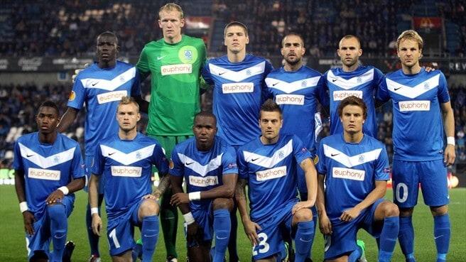 foto tim sepak bola GENK