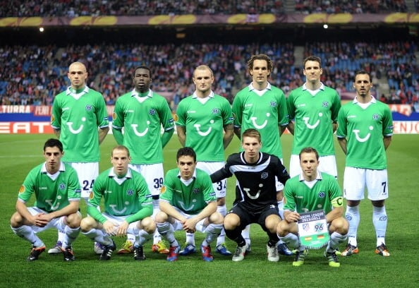 foto team football HANNOVER 96