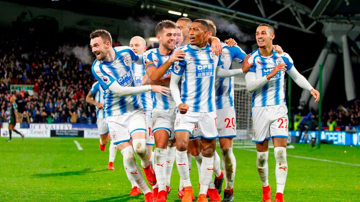 foto team football HUDDERSFIELD TOWN
