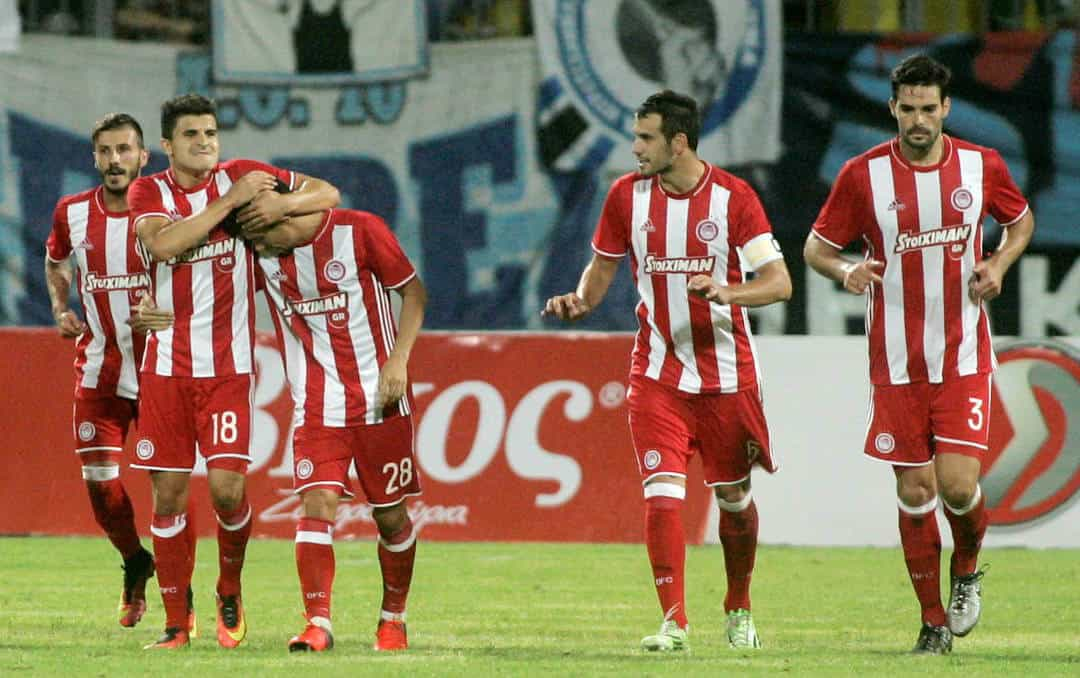 foto team football OLYMPIAKOS PIRAEUS 1