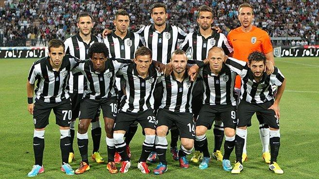 foto tim sepakbola PAOK