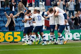foto team football PRESTON NORTH END