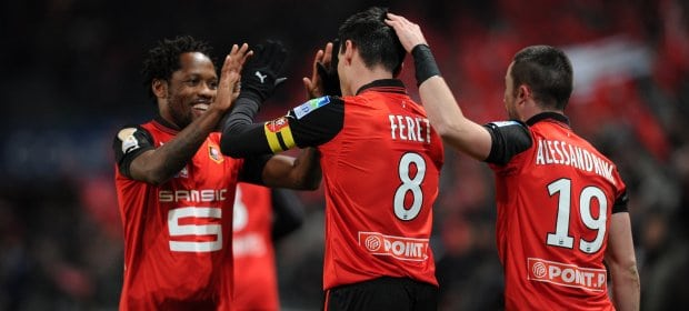 foto team football RENNES