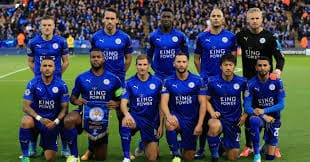 foto team football leicester city