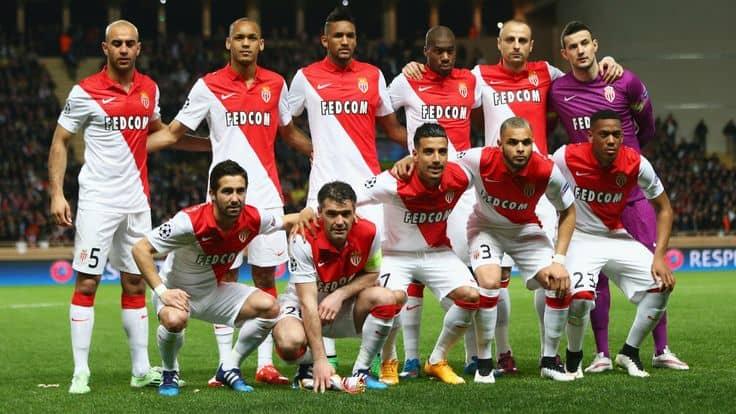 foto team football monaco