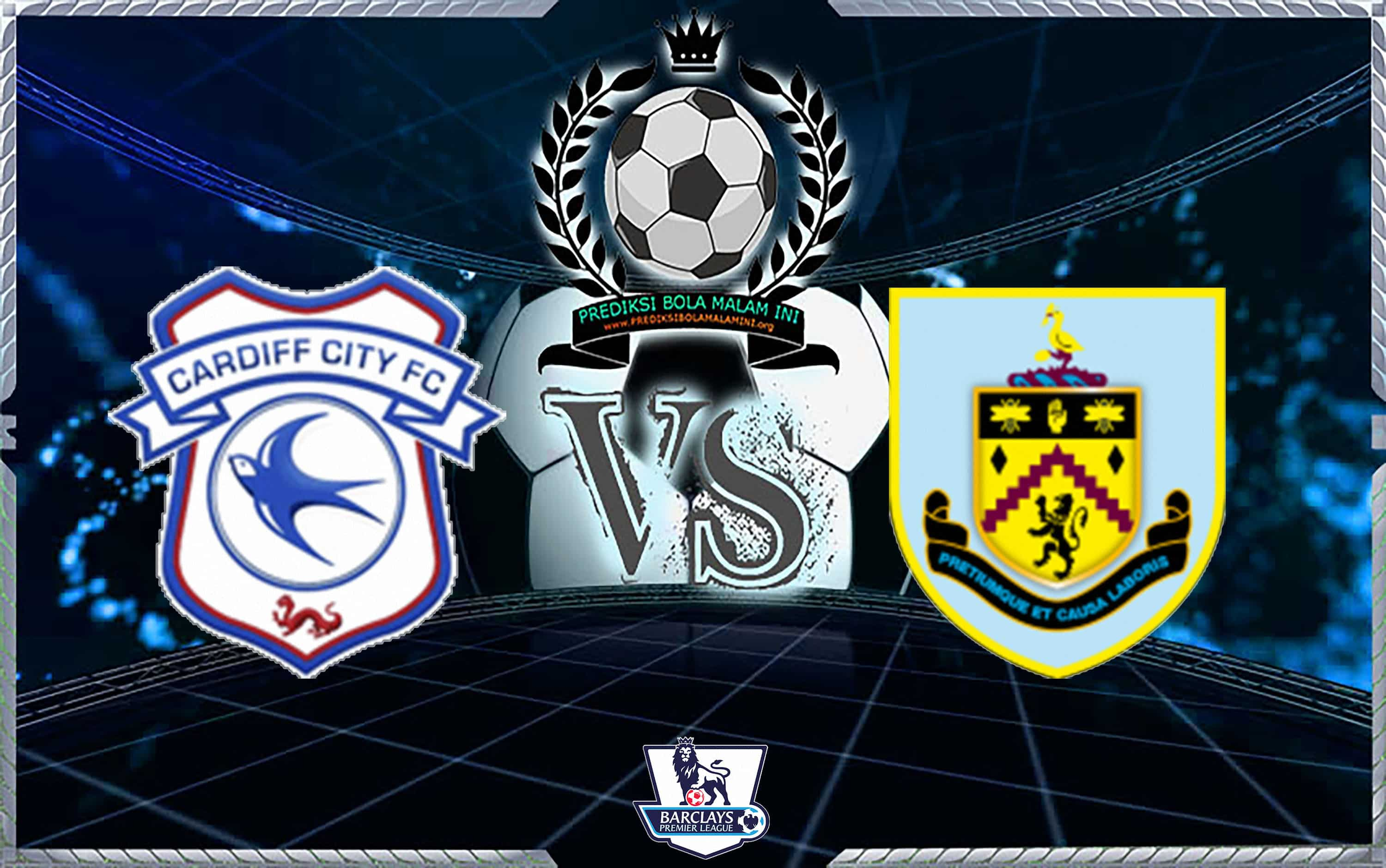 Prediksi Skor CARDIFF CITY Vs BURNLEY 30 september 2018